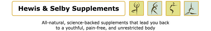 Hewis And Selby Supplements